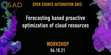 Forecasting based proactive optimization of cloud resources tickets