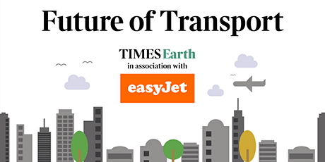 Times Earth Climate Sessions: The Future of Transport tickets
