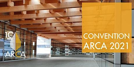 LiVEonWEB| Costruire in legno. Convention ARCA 2021 tickets
