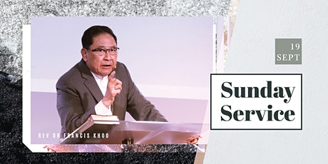 Covenant Vision Christian Church Sunday Service - 19 September 2021 tickets