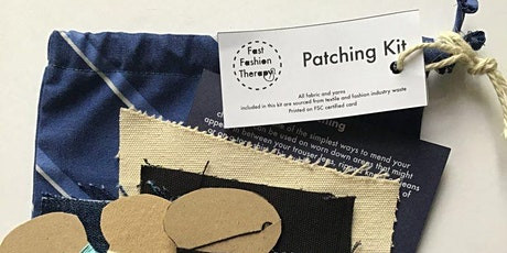 Fast Fashion Therapy Japanese Boro Workshop tickets