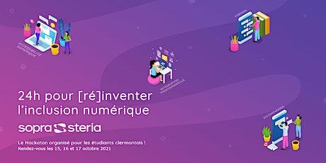 Hackathon In'Auvergne 2021 billets