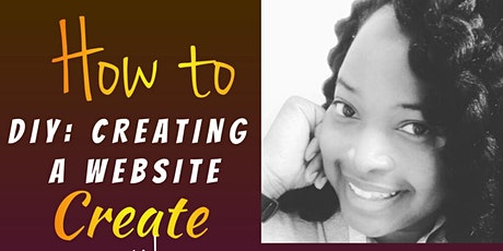 DIY: CREATING A WEBSITE FOR YOUR SMALL BUSINESS tickets