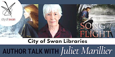 Author Talk with Juliet Marillier (Guildford) tickets