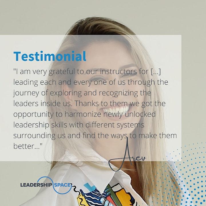 Leadership for Business Agility (ICP-LEA ICAgile accredited) image
