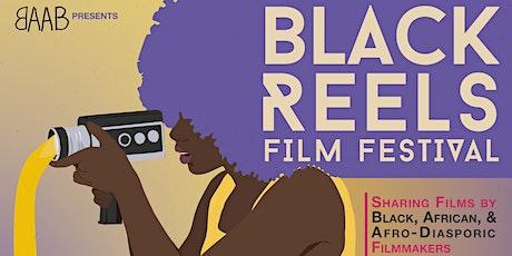 Online Screening - Black Reels Film Festival tickets