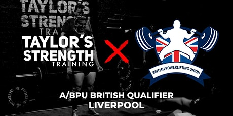 A/BPU Liverpool Qualifier tickets