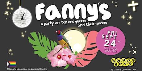 Fanny Paq Darwin tickets