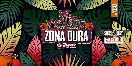 ZONA DURA - El Regreso / SA.25.09.21/ RP5 STAGE Tickets