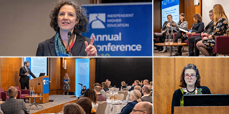 Independent Higher Education Annual Conference 2021 tickets