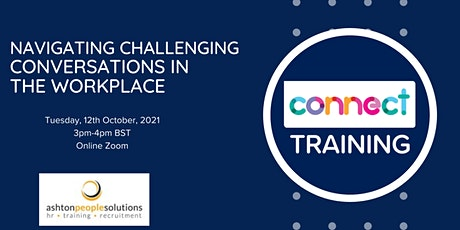 Navigating challenging conversations in the workplace tickets