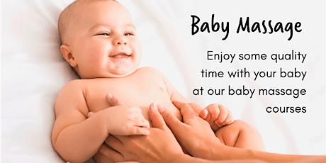 Baby Massage REGISTER OF INTEREST ONLY tickets