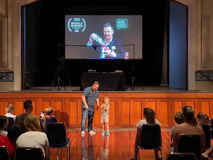 Magic Workshop - Learn Magic with Celebrity Magician Jon Fox image