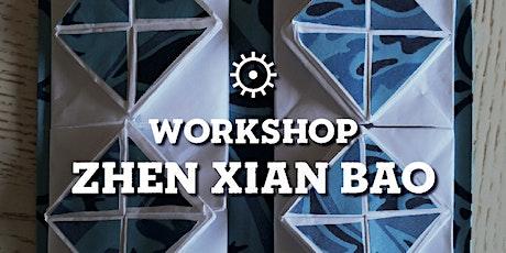 ZHEN XIAN BAO | Workshop  a cura di Renata Curci biglietti
