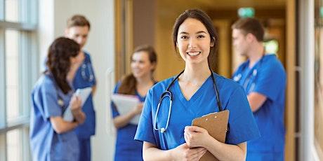 Personliga juridiska ansvar i hälso- och sjukvård samt odontologi biljetter