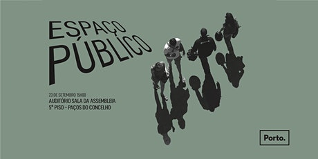 Espaço Público bilhetes