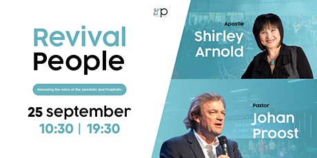 Revival People | Releasing the Voice of the Apostolic and Prophetic Evening tickets