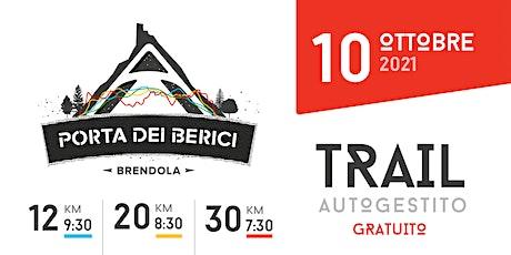 Trail Autogestito  - Porta dei Berici biglietti