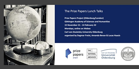 The Prize Papers Lunch Talks tickets