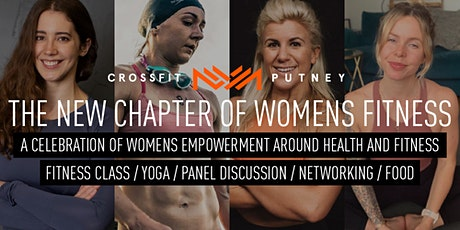 The New Chapter of Womens Fitness tickets