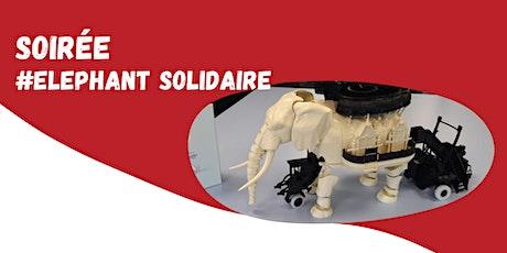 Soirée #elephant solidaire à la CCI Nantes-St Nazaire billets