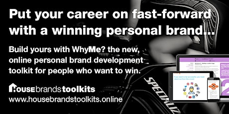 Put your career on fast-forward with a winning personal brand… tickets