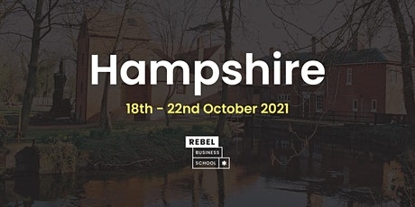 Hampshire - Online Business Course October 2021 tickets