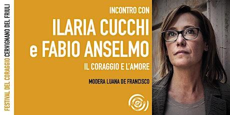 Ilaria Cucchi e Fabio Anselmo al Festival del Coraggio biglietti