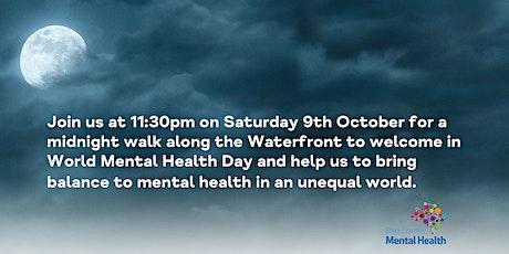 World Mental Health Day Midnight Walk tickets