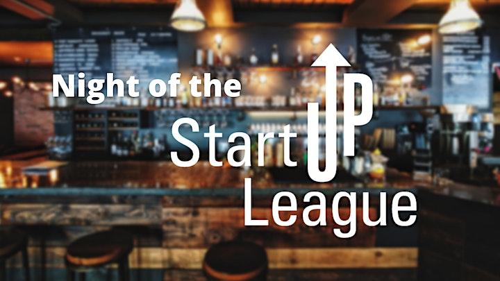 Innovations-Café: Night of the Start-up League: Bild