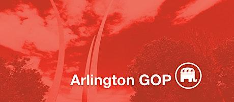 Arlington GOP September Meeting tickets