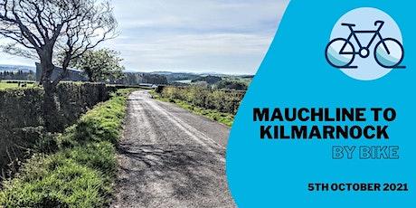 Mauchline to Kilmarnock by bike tickets