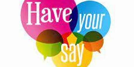 Have your say with South Tyneside Adult Social Care - A virtual gathering tickets