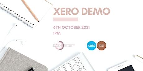 DASH Accounting Services - XERO Demo tickets