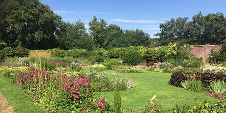 Copy of Guided Tour of the Walled Peace Garden, Barshaw Park, Paisley tickets