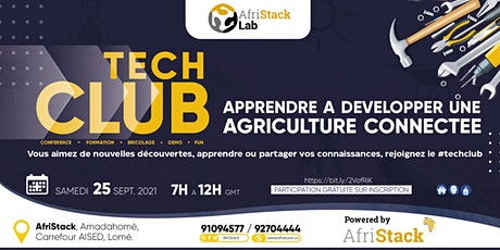AfriStack Tech Club - APPRENDRE A DEVELOPPER UNE AGRICULTURE CONNECTEE billets