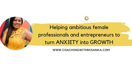 3 Days to Eliminate Anxiety and Stress. Free workshop from 22/09 - 24/09 tickets