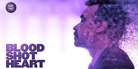 BLOODSHOT HEART Chiostro Palazzo della Cultura 19/09/2021 ore 22:00 biglietti