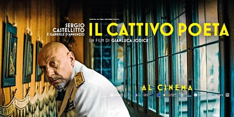 IL CATTIVO POETA Chiostro Palazzo della Cultura 20/09/2021 ore 20:00 biglietti