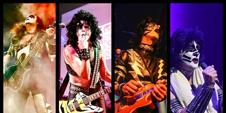 Dressed to Kill (KISS Tribute band) + Rock Night *outdoor event* tickets