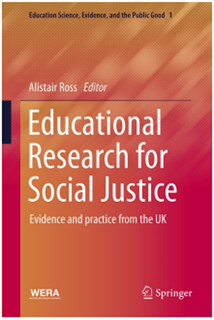 Book launch: Educational Research for Social Justice: Evidence and Practice image