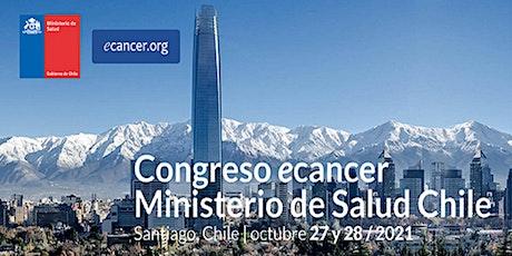 Congreso ecancer - Ministerio de Salud Chile tickets