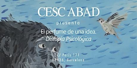 Exposición del artista 'CESC ABAD' en Espai París Gallery entradas