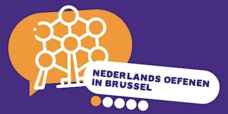 Infosessie: NL oefenen in Brussel voor lesgevers tickets