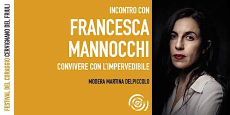 Francesca Mannocchi al Festival del Coraggio biglietti