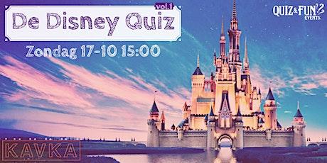 De Disney Quiz | Antwerpen tickets