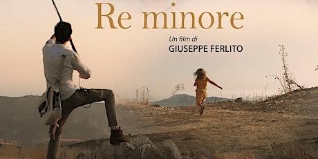 RE MINORE  Chiostro Palazzo della Cultura 24/09/2021 ore 22:30 biglietti