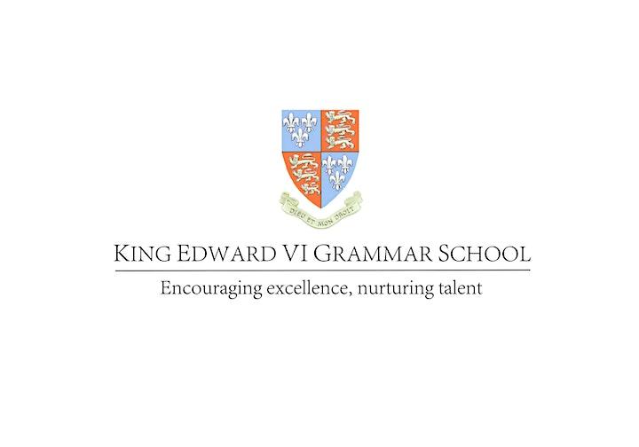 King Edward VI Grammar School Admissions Tour image