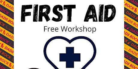 First Aid for Dads/Men tickets