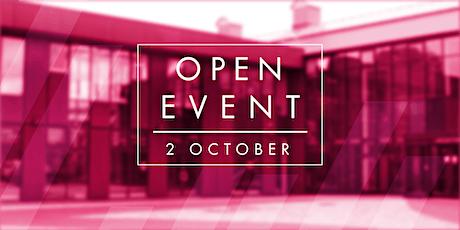 UTC Swindon Open Event - Saturday 2 October 2021 tickets
